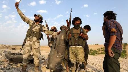 Турки готовят 3,5 тысячи сирийских террористов для отправки в Ливию