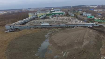 Жители Янино выложили фотографию токсичного ручья жёлтого цвета рядом с «МПБО-2»