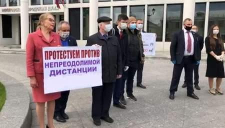 Политолог раскритиковала хор коммунистов у Мосгордумы