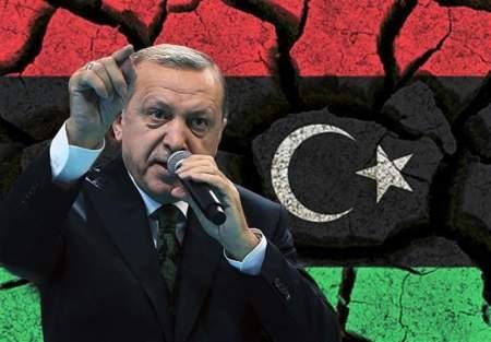 Эрдоган собирает в Ливии экстремистов со всех концов света