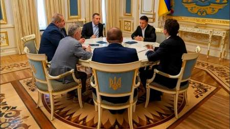 Украина продолжает считать Россию страной-оккупантом