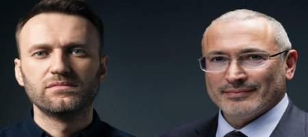 Подрывная деятельность в России доставит серьезные проблемы Навальному и Ходорковскому