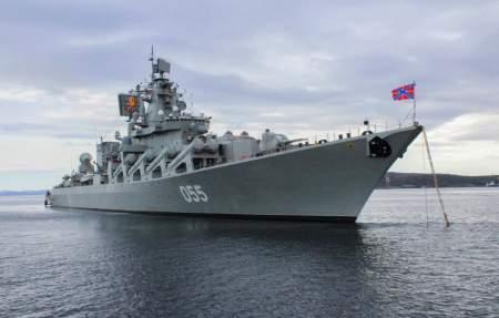В Баренцевом море проходят учения Северного флота
