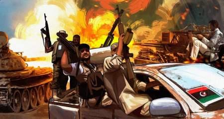 Перебрасываемых Турцией из Сирии в Ливию джихадистов координирует Абд аль-Рауф Карра