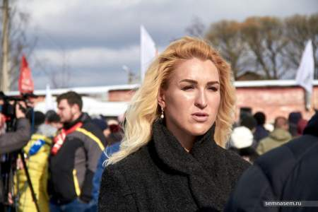 Васильева и её прихвостни провалили очередную провокацию в Екатеринбурге