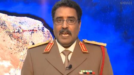 Спикер ЛНА: Эрдоган в Ливии совершает военные и другие преступления против человечности