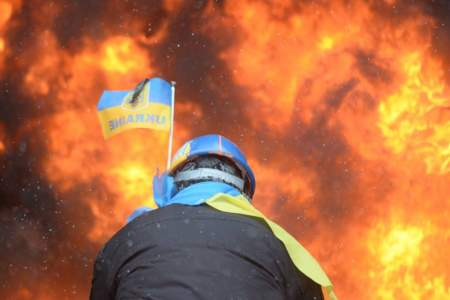 Саакашвили предрёк распад Украины в ближайшем будущем