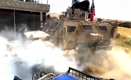 Американское «вундерваффе» заглохло, пытаясь обогнать российский патруль в Сирии