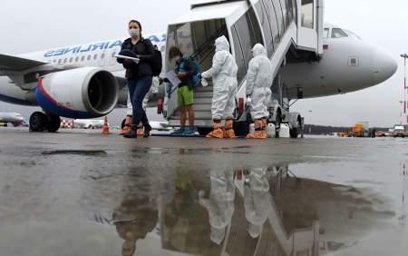 В Пулково встречают самолет из Нью-Йорка: Новости Администрации