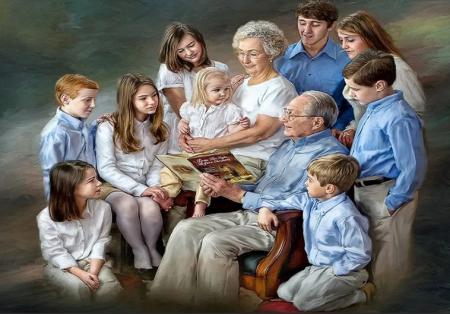 Конституционные поправки защитят российскую семью и детей от тлетворного влияния Запада