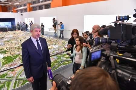 Сергей Лёвкин: «Макет Москвы» возобновляет свою работу