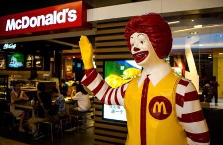 «Макдональдс» на Украине отказывается говорить по-русски