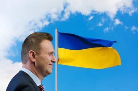 Киевская русофобка потребовала предоставить Навальному политубежище на Украине