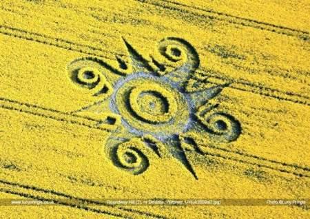 """""""Камень Солнца"""": календарь времени в звездных отсветах посланий с полей (часть 2)"""
