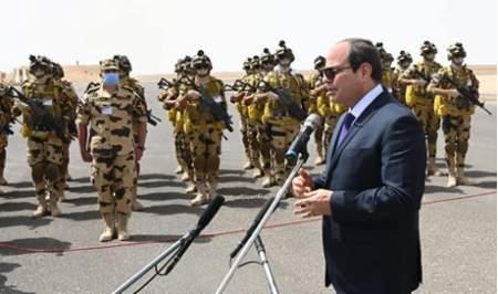 Египет готов отстоять свои границы  в случае нападения со стороны Ливии