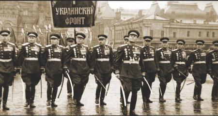 «Этот праздник со слезами на глазах» - дочь советского генерала Бакланова вспомнила о его участии в Параде Победы