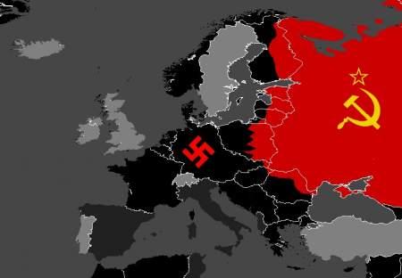 Фальсификаторы истории намеренно приравнивают СССР к нацистской Германии
