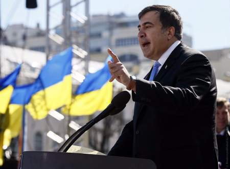 Прогноз «реформатора» Саакашвили напугал украинцев