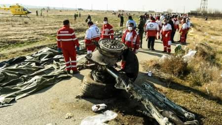 Обнищавшая Украина хочет взыскать с Ирана максимальную компенсацию за сбитый самолет