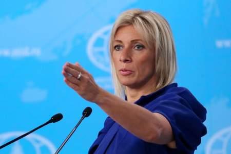 «Сами разберемся» - четкий ответ Захаровой на «протест» Украины против Парада в Крыму
