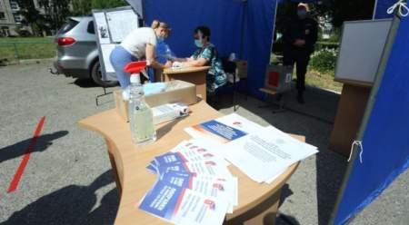 Голосование по поправкам в Конституцию: за вчерашний день в нем приняло участие более десяти миллионов россиян