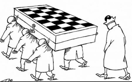 Расовый идиотизм добрался до шахмат – почему первый ход за белыми?