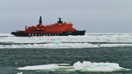 Борьба за Арктику: Штатам придется долго догонять Россию