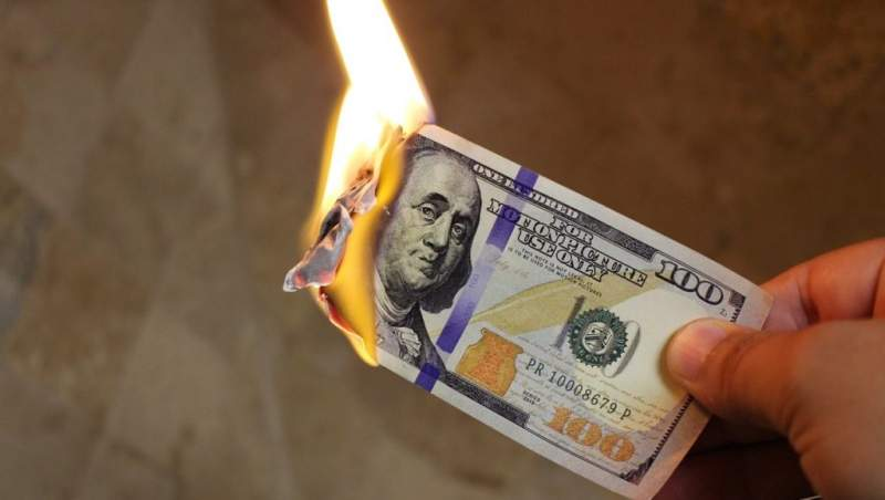 Конец долларового стандарта
