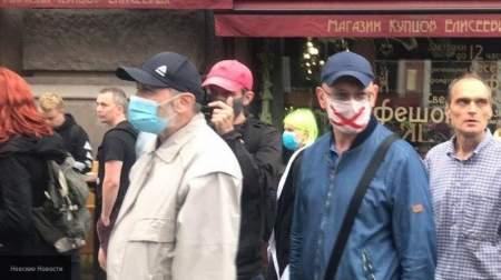 Две недели псу под хвост: питерская либерастня подготавливалась к массовому митингу, а пришло лишь 200 человек