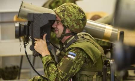 Вооружена и опасна: Эстония подсела  на «оружейную иглу»