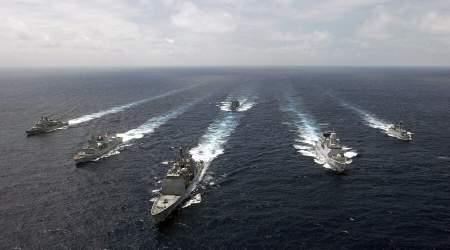 Болгарский военный корабль едва не нарушил территориальные воды РФ во время учений НАТО