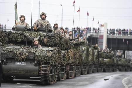 Генерал НАТО сомневается в способности Прибалтики отреагировать на «российское вторжение»