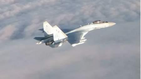 Над Баренцовым морем российский истребитель перехватил норвежский самолет-разведчик