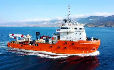 «Балтийский исследователь» поможет достроить «Северный поток-2»