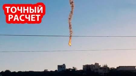Российский зенитный ракетно-пушечный комплекс «Панцирь» положил турецкий военный вертолёт