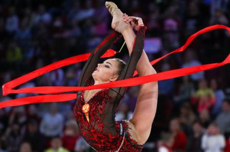 На Украине объяснили отказ российских гимнасток от участия в ЧЕ-2020 «политическими мотивами»