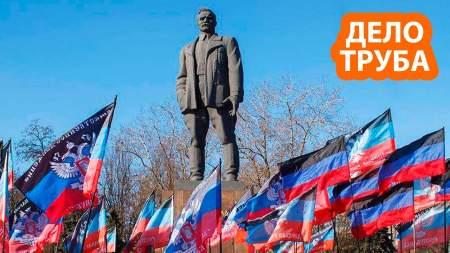 Донбасс получит независимость после постройки «Северного потока-2»