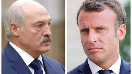 Лукашенко посоветовал Макрону заниматься своими делами и не лезть в чужие
