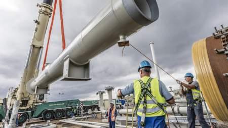 Немецкие парламентарии выступили за реализацию проекта «Северный поток-2»