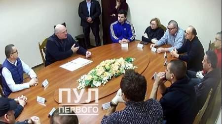 Лукашенко в СИЗО встретился с Бабарико