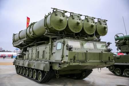 Очередной монстр в вооружении российских войск