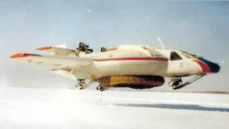 «Бэлла-1» — российский самолёт, которому не нужен аэродром