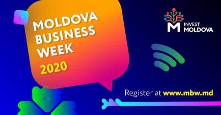Бизнес откроет новые перспективы на Moldova Business Week 2020