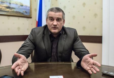 У Аксенова бомбануло из-за принятой ООН лживой резолюции по Крыму