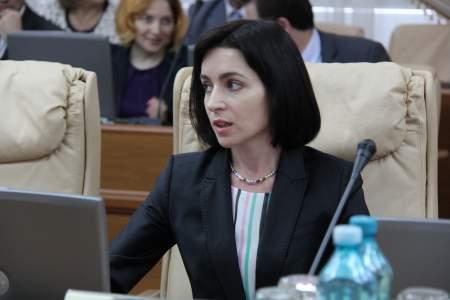 Расхрабрилась и решила сказать что-то в глаза Путину - первое заявление нового президента Молдовы
