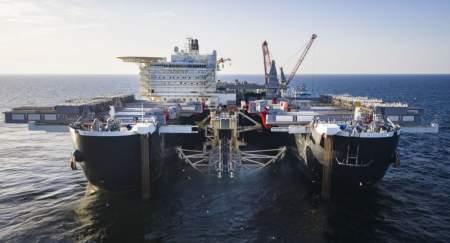 Немецкие бизнесмены попросили Штаты отказаться от санкций по «Северному потоку-2»