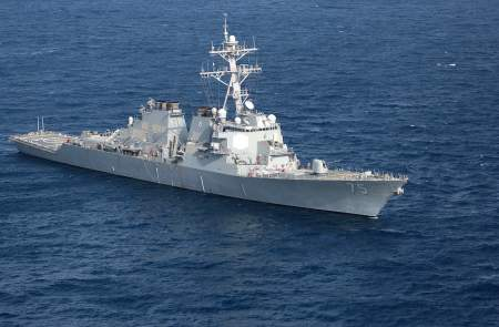 У Эсминцев США нет шансов пройти Сциллу и Харибду в Керченском проливе
