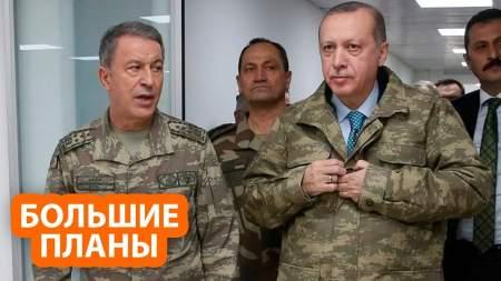 Турция готовит военную экспансию в Крым