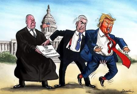 «Штурм Капитолия», лишь следствие кризисов, поразивших американское общество