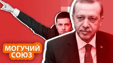 Украина и Турция заключили военно-политический союз против России